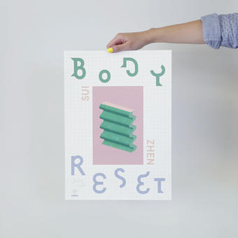 Body Reset poster by Mogollon