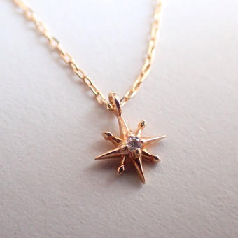K18 necklace #stellar☆