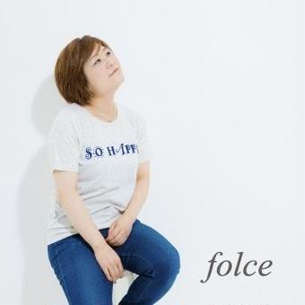 folce 1stミニアルバム『SO HAPPY』