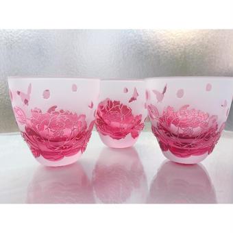 【リンク ハンドメイド】切子グラス製作者 ART空さんのギャラリー紹介です