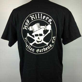 Men's Hog Killers SKULL Shirts