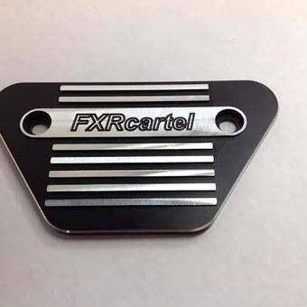 """FXRcartel"" side plate for FXR FXRD FXRT"