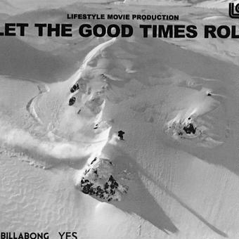 "DVD ""LET THE GOOD TIMS ROLL"""
