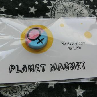 惑星マグネット 04金星 20mm
