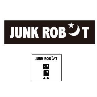 JUNK ROBOT ステッカー2枚セット
