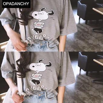 【RUCCY予約】SNOPPY TOPS
