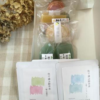 夏の和菓子セット*小