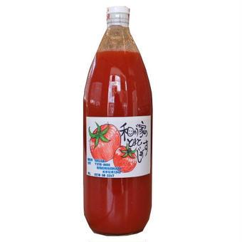 できた!29年度産トマトジュース 佐藤清美 1000ml