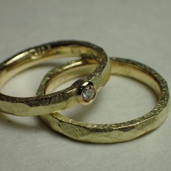 オーダーメイド結婚指輪(マリッジリング)