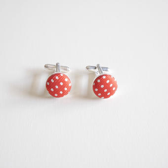 dot cuff links