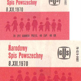 ポーランド:マッチラベル 2枚セット 1950〜60年代 [pml15]