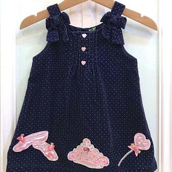 【USED】princess motif dress