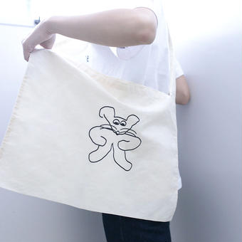 HIMAA × LIVERARY Exclusive  Shoulder Bag| MOUSE