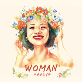 2nd CD 「 WOMAN 」