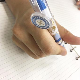 プレート付ボールペン