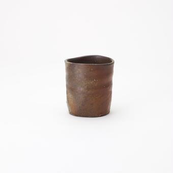 備前焼 フリーカップ