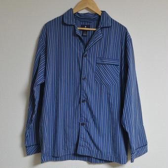 USEDパジャマシャツ