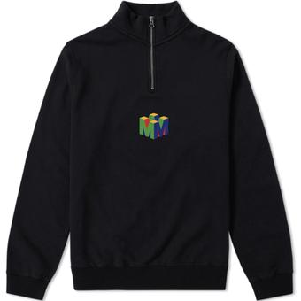 MM Half Zip Sweatshirt