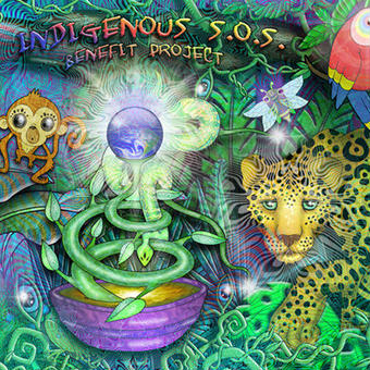 V.A.Indigenous S.O.S. Benefit Project (3CDs)