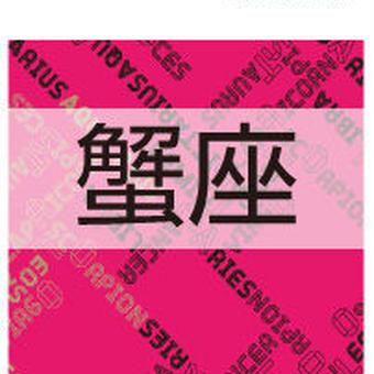 まーさの「2017年上半期占い帳」蟹座 電子書籍(PDF)