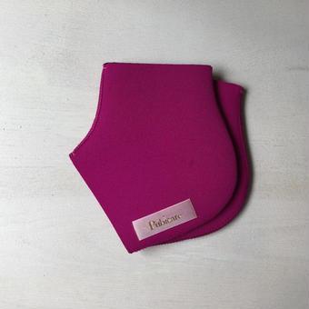 かかとソックス(pink purple)
