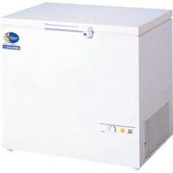 【業務用/新品】 ダイレイ 冷凍ストッカー -30度 250L D-271 【送料無料】