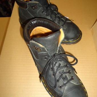 ドクターマーチン30 Monkey Boots