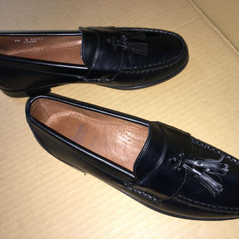 革靴 37 アレンエドモンズ ローファー