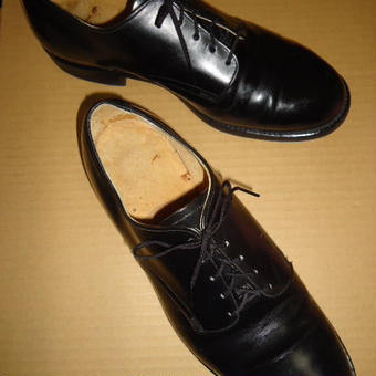 233 革靴 11 SOLD