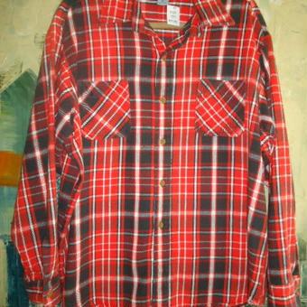 ネルシャツ 2