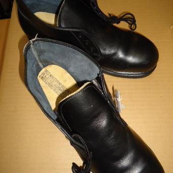 革靴 25 US ARMY 1971 サービスシューズ /チャッカブーツ