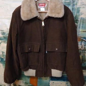 LEVISジャケット9