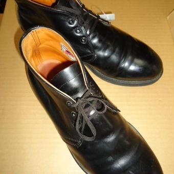 243 革靴 17 RED WING ポストマン SOLD
