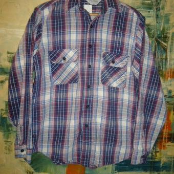 ネルシャツ 5