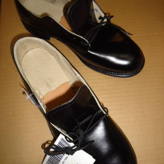 245 革靴 19 サービスシューズ