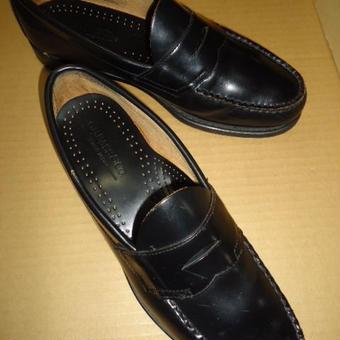 247 革靴 21 BASS ローファー SOLD
