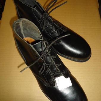 革靴 32 US ARMY 1975 サービスシューズ /チャッカブーツ