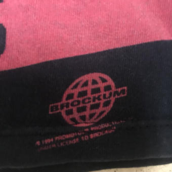 「90年代、US製」Rolling Stones Tシャツ (L)28500