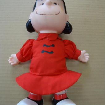 「50〜60年代」ルーシー人形