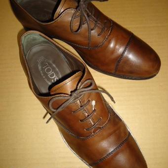 革靴 33 TOD'S