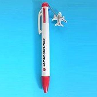 ひこうきマスコット3色ボールペン