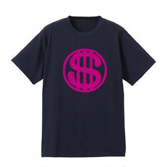 """$""OBUTロゴTシャツ"