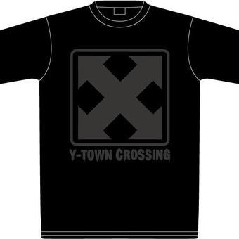 Y-TOWN  CROSSINGTシャツ