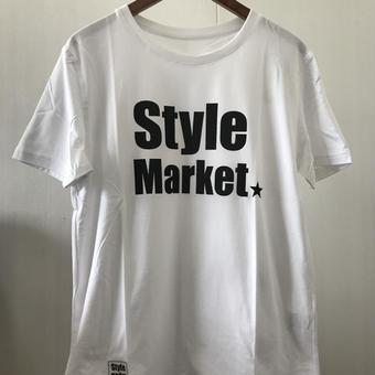 STYLE MARKET TEE/WHITE