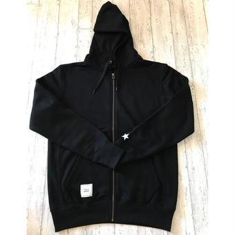 Hoodie Jacket  (BLACK)