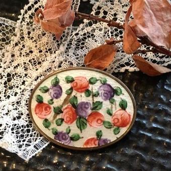 costume jewelry/brooch コスチュームジュエリー ブローチ    ■td-806