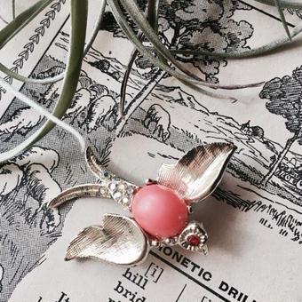 costume jewelry/brooch コスチュームジュエリー ブローチ    ■td- 826