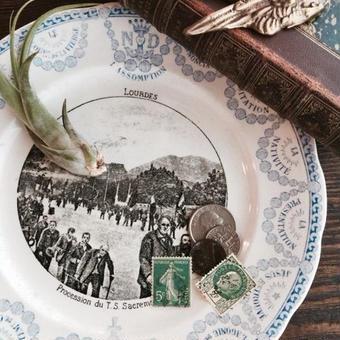 poterie /plate プレート    ■td-469b