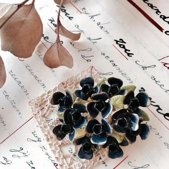 costume jewelry / brooch コスチュームジュエリー ブローチ    ■td-795