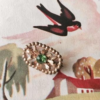 costume jewelry / brooch コスチュームジュエリー ブローチ    ■td-760